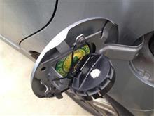 燃料キャップ置忘れ対策