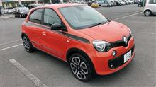 RENAULT TwingoGT 試乗