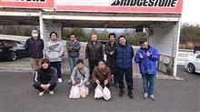 2/24タナカタイヤ走行会Rnd1結果