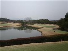 今日は、ゴルフに行って来ました~♪
