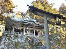 玉置神社へ