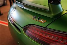 ヤナセお客様感謝の日へ。メルセデスAMG GT Rを見てきた
