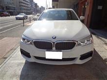 BMW523がカッコイイ!