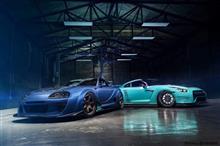 日曜日はお台場NS Rounder CAR SHOW にてSUPREME JZA80を展示致します。