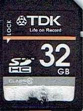 SDカード耐久限界?