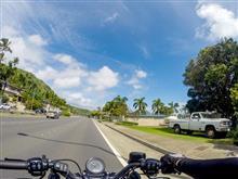 レンタルバイクでハワイをツーリング (2/3) フォーティエイトと立ち寄ったビューポイント