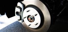 スイフトスポーツ(ZC33S)用ローターカーバー試作完成!