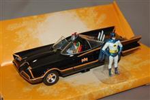 1/24、JadaTOYS TV版バットマン、バットモービル、