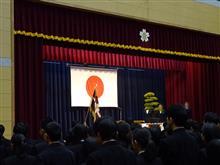 ムスメの卒業♪( ´ ▽ ` )ノ