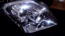 プレリュードBB6のパーツ売ります 海外製ヘッドライト イカリング 4万円で売ります