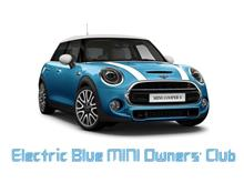 Electric Blue MINI Owners' Club