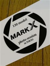 130系マークX撮影オフに参加してきました😃