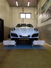 Porsche 911 12ヶ月点検