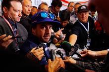 F1 2018 「明日が初戦でも問題ない」とアロンソ 愚痴です