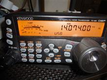 TS480HX WSJTXのセッティング