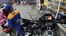 満タン法と燃費計で全然違う