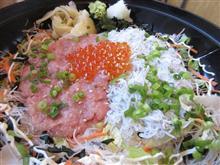 江ノ島のとびっちょ本店で、シラス丼を久々頂きます(ちょっぴり、鎌倉散策も+)