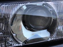 ヘッドライト修理(その2)