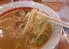 幸楽苑で味噌ラーメン🍜とチョコパフェ( *´艸)