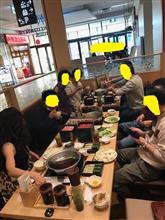 L.T.Dスイーツ倶楽部主催遅い新年会!?親睦会に参加