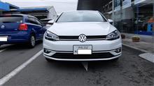 VW GOLF7.5 DYNAUDIO Edition 納車
