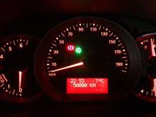 もう、5万キロ…