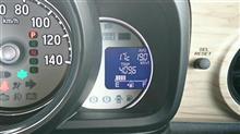 給油は6回目、燃費計測は4回目。