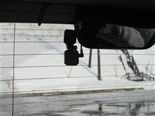 APEMAN C860 ドライブレコーダー リアカメラ位置変更