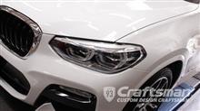 BMW New X3にLOCK音 BMW & MINI'S EXCLUSIVE