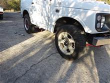 タイヤ交換!しました。