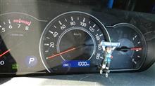 ついに1000km!!