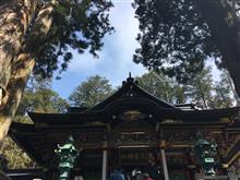 奥秩父・三峯神社へ