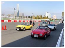 【MEGA WEB】春のヒストリックカー同乗試乗会に行ってきました。🤗