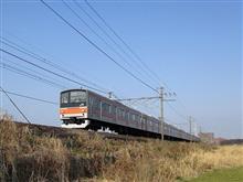 今日の武蔵野線