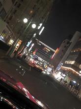 ✨夜の博多の街に(*´∇`*)✨