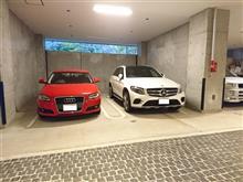 一年点検と京都へドライブ
