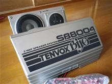 リアスピーカーシンドローム TENVOX Biyo SB8004