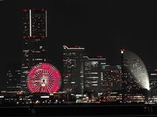 🌃港街横浜の夜景『マリンタワー&山下公園』🌉