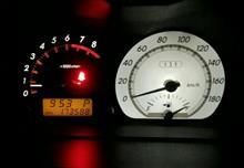 満タン法で初めて燃費を計算してみた!