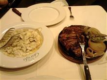 昨晩はまたもや肉!