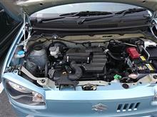 燃費と吸気温度の関係