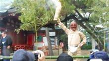 神戸長田神社の節分祭