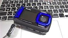 ケンコーの防水カメラ