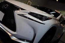 『心を挑発する造形。』LEXUS NX 200t Fスポーツのガラスコーティング【リボルト札幌】