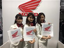 第34回 大阪モーターサイクルショー2018[イベントコンパニオン・お姉さん]