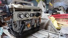 E300古い発電機 修理