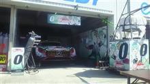 岡山国際サーキット ファン感謝デー&SUPER GT公式テスト
