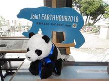 WWFパンダを求めて横浜へ…嘘だろ?マジかいや~な1日