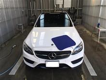 京都で念入りに洗車しました♪