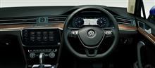 [試乗インプレッション]VW・パサートヴァリアント TDI Eleganceline